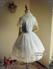 Back View with skirt piece (Bluish Snow Refined Grove Ver. )