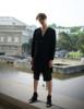 Model Show (Black Ver.) (silk shirt: S51007, silk breeches: S52008)
