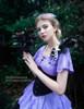 Model Show (Worn as a Brooch) (dress: DR00151N, corset: Y00027)