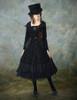 Model Show (black version) dress DR00178 jacket CT00273