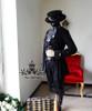 Co-ordinate Show  jacket CT00236, breeches SP00090, hat P00598