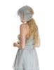 Model Show (Light Grey Ver.) (silk dress set: S03016, necklace: A10003)