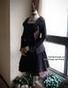 Co-ordinates Show (Black Ver.) (dress: DR00188)