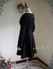 Side View w/o Shoulder Belts & Holster (Black Version)