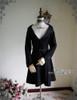 Front View w/o Shoulder Belts & Holster & Pockets (Black Version)