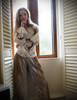 Model Show (Ivory + Antique Ivory Version) blouse TP00161