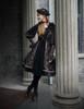 Model Show  (Black Version) beret P00632 blouse TP00161 tulle petticoat: UN00026 birdcage petticoat: UN00027