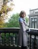 Model Show (Light Blue & Antique Pink Mixed Ver.) (coat: CT00280, silk dress: S03024, fur shawl: P00630)