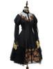 Front View (Black Ver.) (tulle petticoat: UN00026, birdcage petticoat: UN00027)