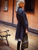 Model Show Jacket CT00283, Silk dress S03034