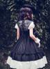 Model Show (White + Black Bows & Prints Ver.) Hat P00546, Jacket CT00278