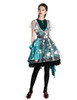 Model Show (Burgundy Ver.) (dress: DR00202, petticoat: UN00026)