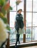 Model Show (Dark Blue Ver.) (dress: DR00210, petticoat: UN00026)