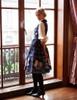Model Show (Dark Blue Ver.) (dress: DR00215, blouse: TP00167, petticoat: UN00026)