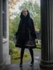 Model Show (Brown Ver.) (cape: CT00282, dress: DR00209, petticoat: UN00027)