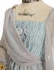 Detail View (Pale Blue + Light Grey Chiffon Version)