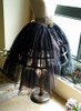 Front Side View under natural sunlight (petticoat: UN00019)