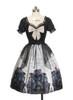 Front View (White + Black Ver.) (petticoat: UN00019)