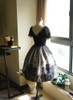 Side View under natural sunlight (White + Black Ver.) (petticoat: UN00019)