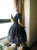 Side View under natural sunlight (Black Ver.) (petticoat: UN00019)