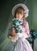 Model Show (dress: DR00066N, cutsew: TP00137N, gloves: P00592)