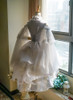 Side View under natural sunlight (Light Grey Ver.) (petticoat: UN00026, bloomers: UN00025)