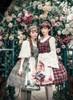 Model Show (dress: DR00240, blouse: TP00142N, TP00157, petticoat: UN00019)