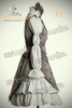 Coordinates Show (Grey Thick Satin Ver.) (dress: DR00115)