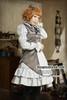 Model Show (Grey Thick Satin Ver.) (dress: DR00115, leggings: P00182)