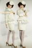 Model Show (hat: P00546, gloves: P00409, skirt: SP00124, leggings: P00187)