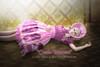 Last Chance: Castle Innocent Gothic Lolita False 2pcs Dress*2colors Instant Shipping