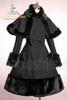Front View (Black Wool + Black Fur)