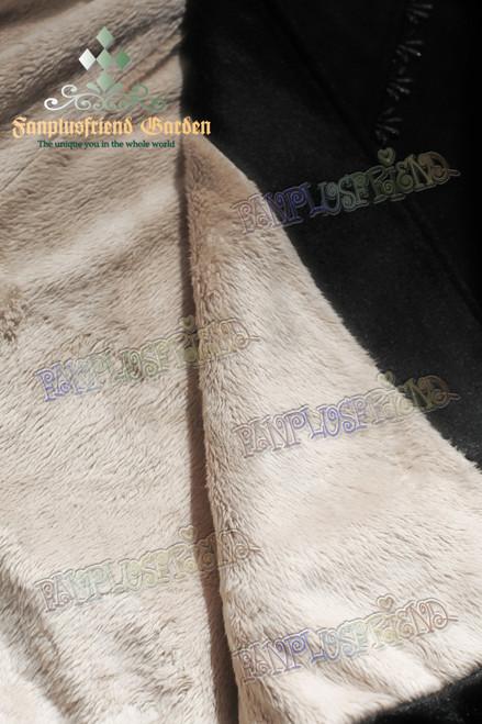 Warm Soft Fleece linings for coat/jacket