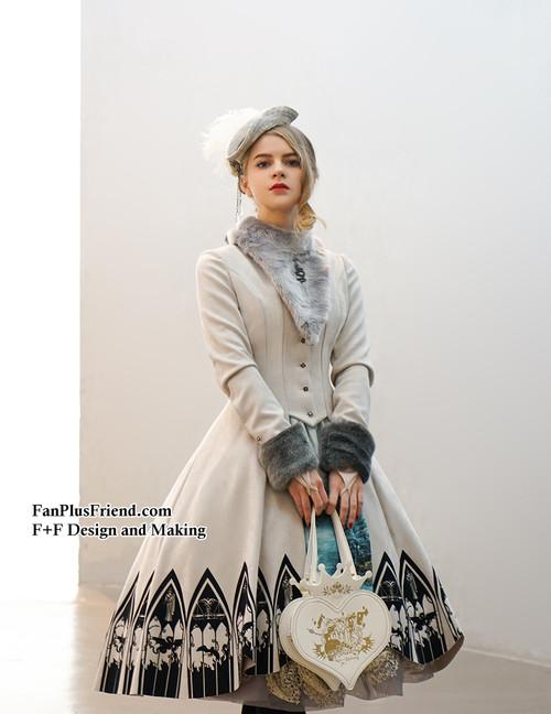 Model Show inside dress DR00182, DR00187, hat P00540, tote P00583, , shawl P00611
