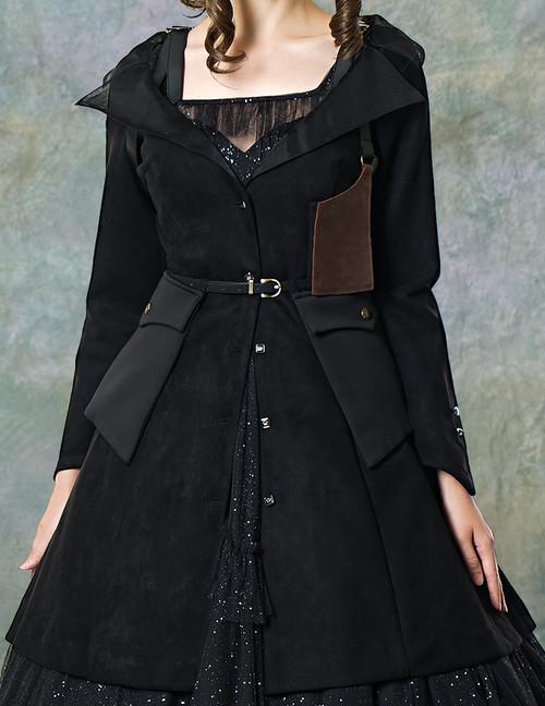 Model Show (Black Ver.) (dress underneath: DR00178)