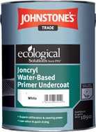 Johnstones 2.5Ltr Joncryl Water Based Primer Undercoat 00301634-1