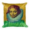 "Rubens ""Infanta Isabella"" Square Pillow"
