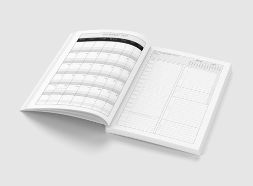 On sale : 2017 Daily Planner Academic Year July- June 2018 ...