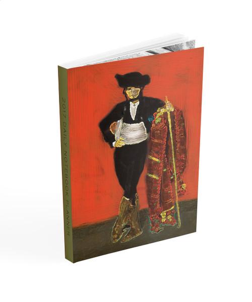 "2017-2018  academic agenda book. Manet ""Style""."