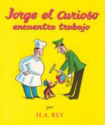 Jorge el curioso encuentra trabajo - Curious George Takes a Job