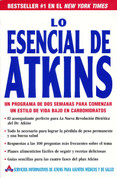 Lo esencial de Atkins - The Atkins Essentials