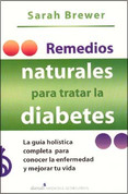 Remedios naturales para tratar la diabetes - Natural Approaches to Diabetes