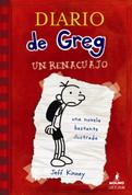 Diario de Greg, un renacuajo - Diary of a Wimpy Kid