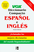 Vox diccionario compacto español e inglés - Vox Compact Spanish and English Dictionary