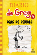 Diario de Greg 4. Días de perros - Diary of a Wimpy Kid: Dog Days