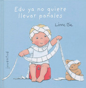Edu ya no quiere llevar pañales - Edu No Longer Wants Diapers