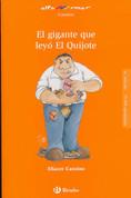 El gigante que leyó el Quijote - The Giant who Read Don Quixote