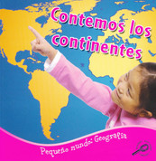 Contemos los continentes - Counting the Continents