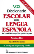 Vox diccionario escolar de la lengua española - Vox Student Dictionary of the Spanish Language