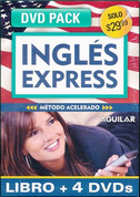 Inglés express DVD Pack - English Now DVD Pack
